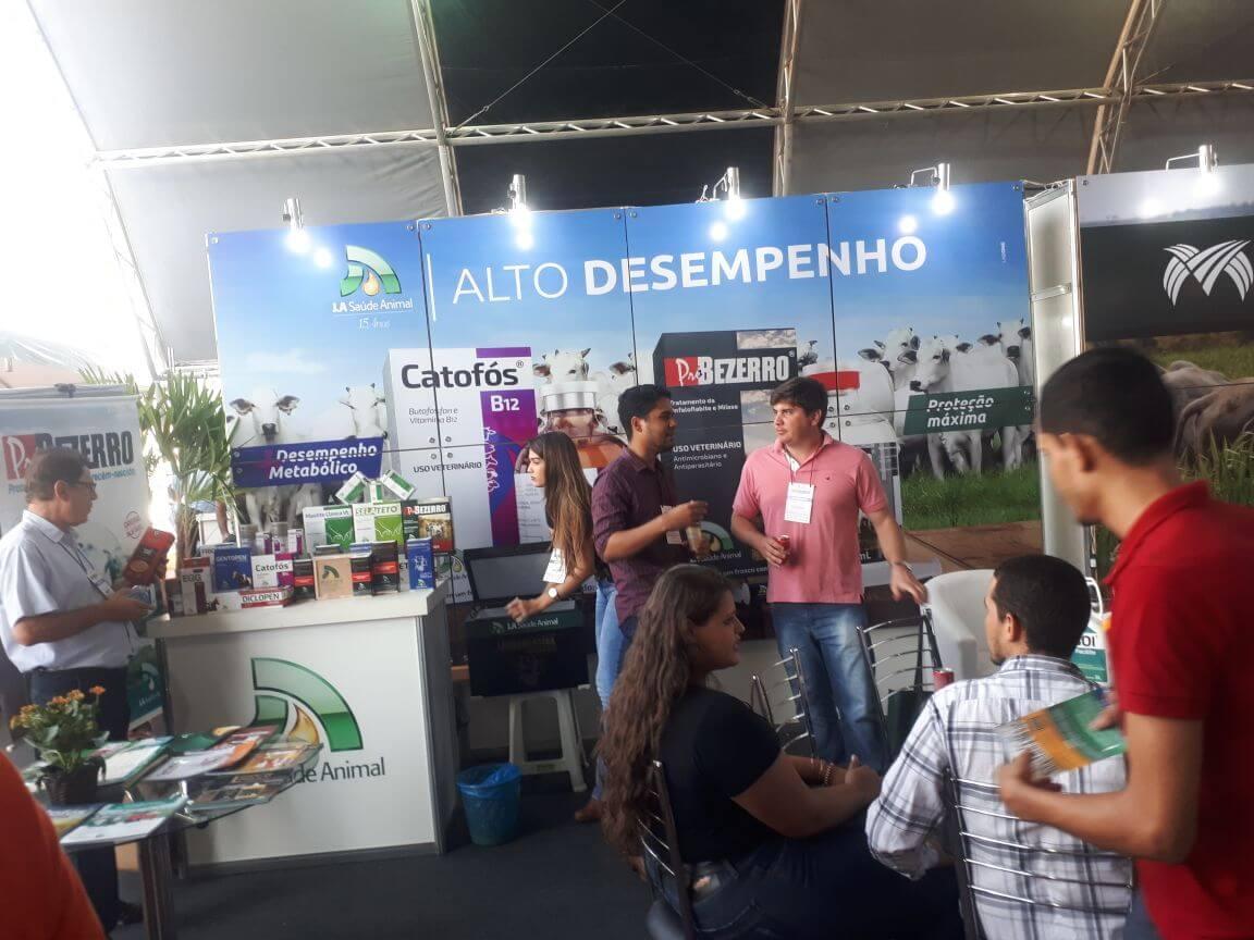 J.A Presente na Intercorte – etapa Araguaína