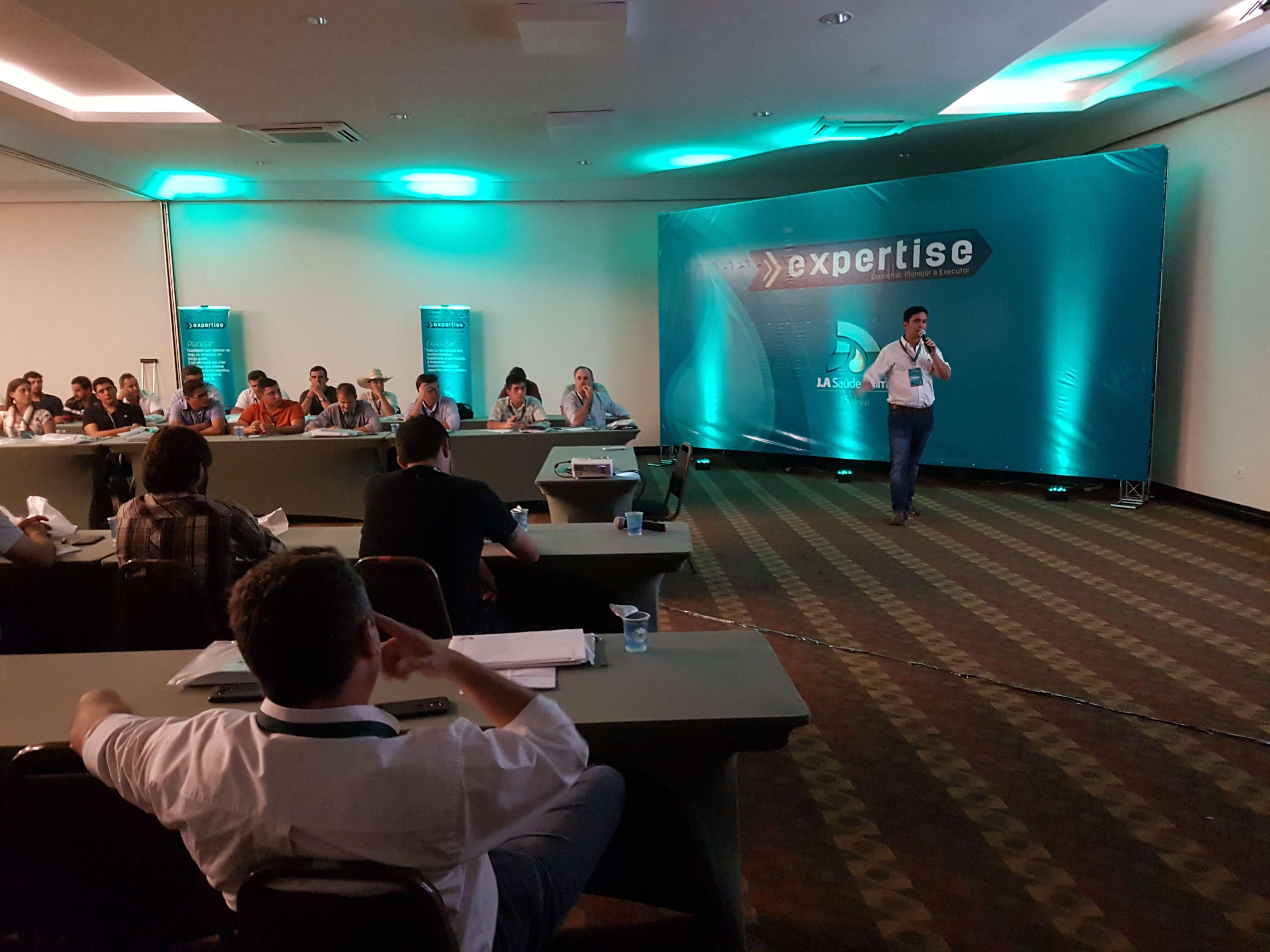 A J.A reúne equipe comercial para a sua Convenção 2018 no Hotel JP em Ribeirão Preto.