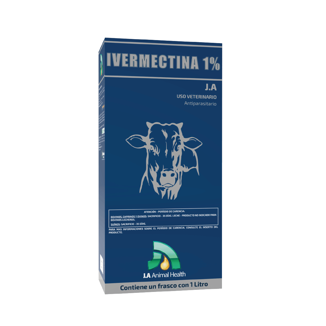 Ivermectina 1% J.A